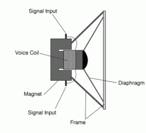 Loudspeaker Diagram
